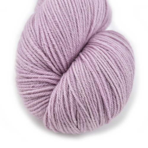 4 Ply Pure Merino Wool Yarn Light Dusty Purple 12407| 4 Ply Pure Merino Yarn | Sally Ridgway | Shop Wool, Felt and Fibre Online
