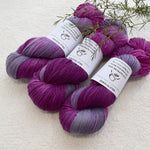 4 ply Supreme Sock Yarn Hand Dyed Barossa Pink 13084| Sock Yarn | Sally Ridgway | Shop Wool, Felt and Fibre Online