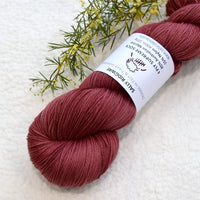 4 ply Supreme Sock Yarn Hand Dyed Russet 13285| Sock Yarn | Sally Ridgway | Shop Wool, Felt and Fibre Online