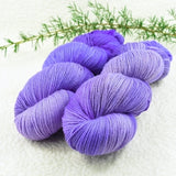 4 Ply Pure Merino Wool Yarn Hand Dyed Lavender Haze 13200| 4 Ply Pure Merino Yarn | Sally Ridgway | Shop Wool, Felt and Fibre Online