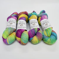 8 Ply DK Pure Merino Wool Yarn - Fiesta 12852| 8 ply Pure Merino Yarn | Sally Ridgway | Shop Wool, Felt and Fibre Online