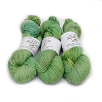 8 Ply DK Pure Merino Wool Yarn - Spring Green 12853| 8 ply Pure Merino Yarn | Sally Ridgway | Shop Wool, Felt and Fibre Online