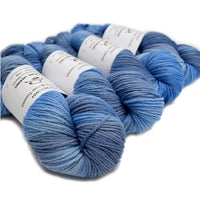 8 Ply DK Pure Merino Wool Yarn - Denim Drift 12845| 8 ply Pure Merino Yarn | Sally Ridgway | Shop Wool, Felt and Fibre Online
