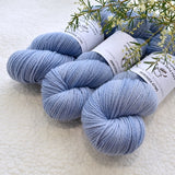 8 Ply Pure Merino Wool Yarn in Pincushion| 8 ply Pure Merino Yarn | Sally Ridgway | Shop Wool, Felt and Fibre Online
