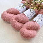 8 Ply Pure Merino Wool Yarn in Riceflower| 8 ply Pure Merino Yarn | Sally Ridgway | Shop Wool, Felt and Fibre Online