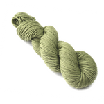 8 Ply Pure Merino Wool Knitting Yarn Hand Dyed in Green 12609| 8 ply Pure Merino Yarn | Sally Ridgway | Shop Wool, Felt and Fibre Online