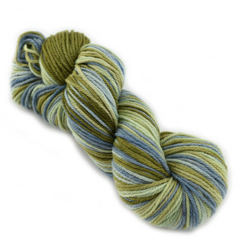 8 Ply Pure Merino Wool Knitting Yarn Mill Spun Light Blue Green 12424| 8 ply Pure Merino Yarn | Sally Ridgway | Shop Wool, Felt and Fibre Online