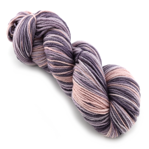 8 Ply Pure Merino Wool Mill Spun Knitting Yarn Pink Purple Mix 12422| 8 ply Pure Merino Yarn | Sally Ridgway | Shop Wool, Felt and Fibre Online