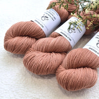 8 Ply Pure Merino Wool Yarn in Mountain Spice| 8 ply Pure Merino Yarn | Sally Ridgway | Shop Wool, Felt and Fibre Online