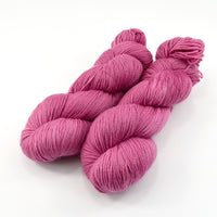 Sock Yarn 4 Ply Australian Merino Wool Knitting Yarn Hand Dyed Coral Blush 12873| Sock Yarn | Sally Ridgway | Shop Wool, Felt and Fibre Online