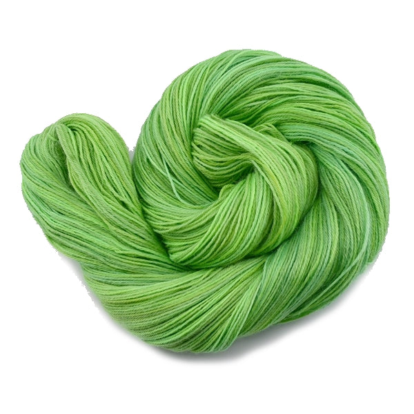 Baby Alpaca Yarn 4 Ply Fluro Green Mix 4 Ply 12197| 4 Ply Alpaca Yarn | Sally Ridgway | Shop Wool, Felt and Fibre Online