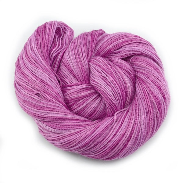 Baby Alpaca Yarn 4 Ply Hand Dyed Pink Mix 12045| 4 Ply Alpaca Yarn | Sally Ridgway | Shop Wool, Felt and Fibre Online