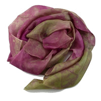 Hand Dyed Mulberry Silk Paj Fabric in Vintage Rose 12901| Silk Fabric | Sally Ridgway | Shop Wool, Felt and Fibre Online