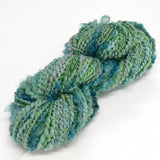 Sea Grass Hand Spun Chunky Art Yarn 12973| Hand Spun Yarn | Sally Ridgway | Shop Wool, Felt and Fibre Online