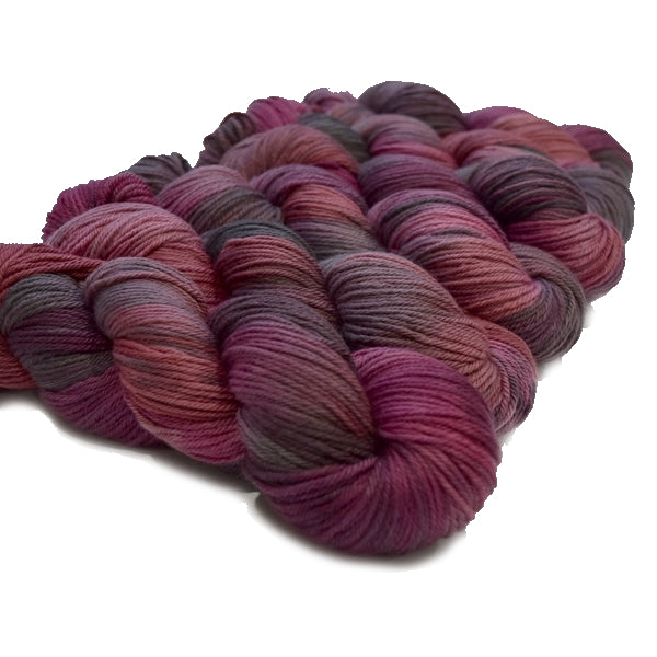 8 Ply Pure Merino Wool DK Yarn in Dark Raspberry 13038| 8 ply Pure Merino Yarn | Sally Ridgway | Shop Wool, Felt and Fibre Online