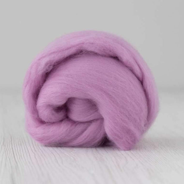 DHG Merino Wool Combed Top - Roving - Primrose| DHG Wool Tops | Sally Ridgway | Shop Wool, Felt and Fibre Online