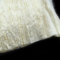 Silk Cocoon Sheet Fabric Undyed Natural Cream| Silk Cocoon Sheets | Sally Ridgway | Shop Wool, Felt and Fibre Online