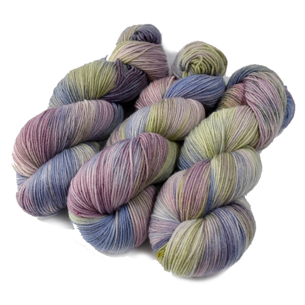 Supreme Sock Yarn 4 Ply Australian Merino Wool in Cottage Garden 12948| Sock Yarn | Sally Ridgway | Shop Wool, Felt and Fibre Online