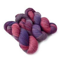 Supreme Sock Yarn 4 Ply Australian Merino Wool in Dusty Plum 12953| Sock Yarn | Sally Ridgway | Shop Wool, Felt and Fibre Online