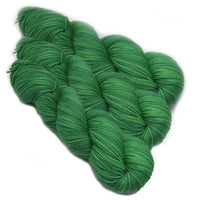 Sock Yarn 4 Ply Australian Merino Wool Knitting Yarn Hand Dyed Spring Green 12748| Sock Yarn | Sally Ridgway | Shop Wool, Felt and Fibre Online