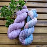 4 ply Supreme Sock Yarn Set - Ocean / Mist 13249| Sock Yarn | Sally Ridgway | Shop Wool, Felt and Fibre Online