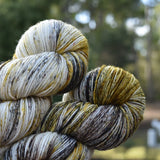 4 ply Supreme Sock Yarn Hand Dyed Snow Drift 13120| Sock Yarn | Sally Ridgway | Shop Wool, Felt and Fibre Online