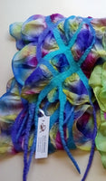 Custom Order for Vicki| Wool Felt Scarves | Sally Ridgway | Shop Wool, Felt and Fibre Online