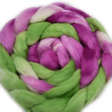 Corriedale Wool Top Roving Sliver Hand Dyed Tulip 100 Grams 12761| Corriedale Wool | Sally Ridgway | Shop Wool, Felt and Fibre Online