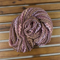 Handspun Chunky Tasmanian Merino Yarn in Mushroom 13217| Hand Spun Yarn | Sally Ridgway | Shop Wool, Felt and Fibre Online