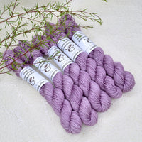 Mini Skeins 4 Ply Supreme Sock Yarn in Crested Iris| Mini Skeins | Sally Ridgway | Shop Wool, Felt and Fibre Online