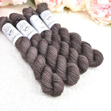 Mini Skeins 4 Ply Supreme Sock Yarn Wombat| Mini Skeins | Sally Ridgway | Shop Wool, Felt and Fibre Online