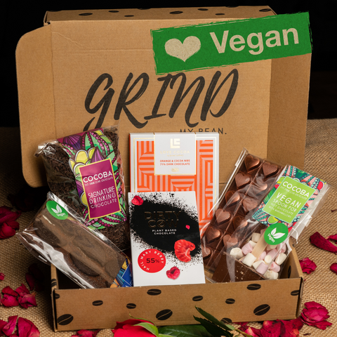 Love Edition Box (Vegan) - Grind My Bean