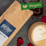 Sending Love with Coffee & Chocolate (Vegan) - Grind My Bean