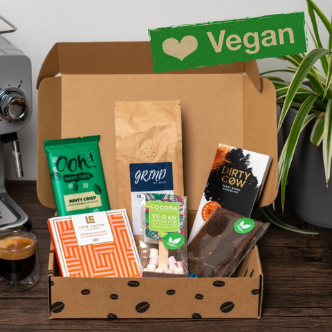 The Grind My Bean Box (Vegan) - Grind My Bean