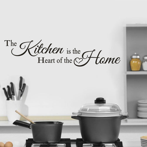 The Kitchen Home Decor Wall Sticker - LANE FORTY SIX