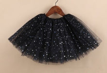Load image into Gallery viewer, Child Tutu sequin glitter stars TUTU skirts