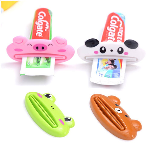Cute Animal Toothpaste Dispenser - LANE FORTY SIX
