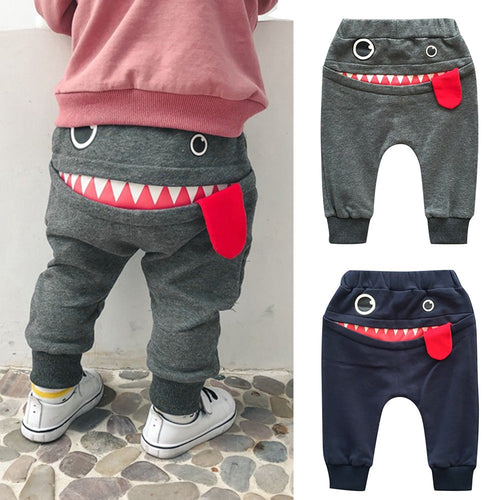 Shark Harem Pants - LANE FORTY SIX