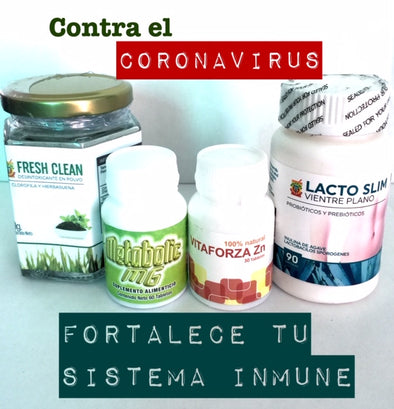 ULTRA INMUNE  Kit  4 productos