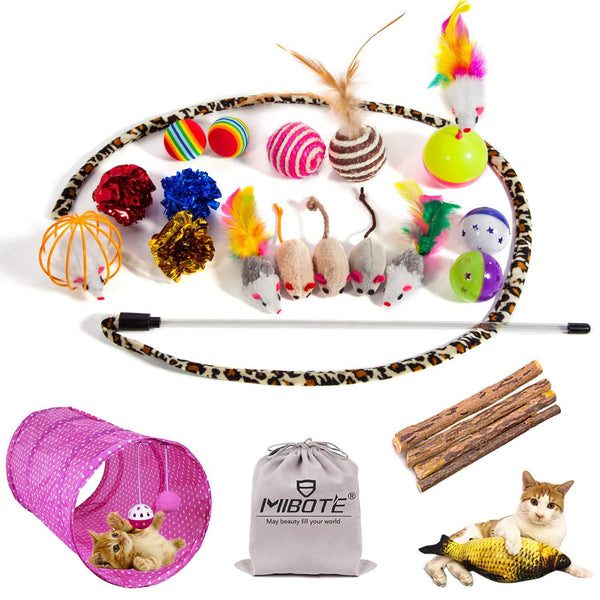 Cat Paradise Collection 24 Pcs - Catbulous