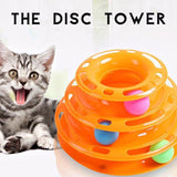 The Cat Play Disc Tower - Catbulous