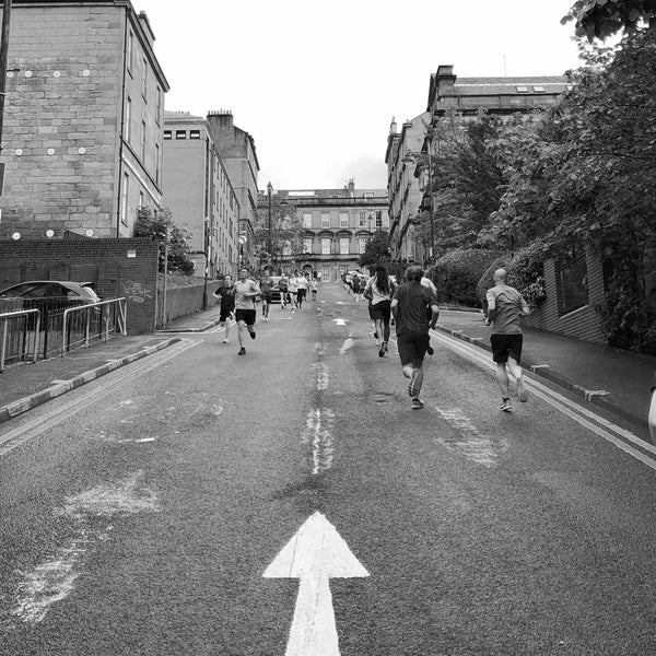 achilles heel Running Club Glasgow