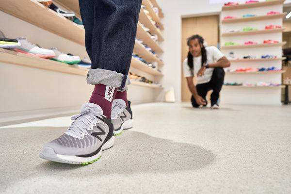 Running Shoe Fitting & Gait Analysis