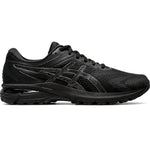 Asics Men's GT-2000 8 Running Shoes Black / Black - achilles heel