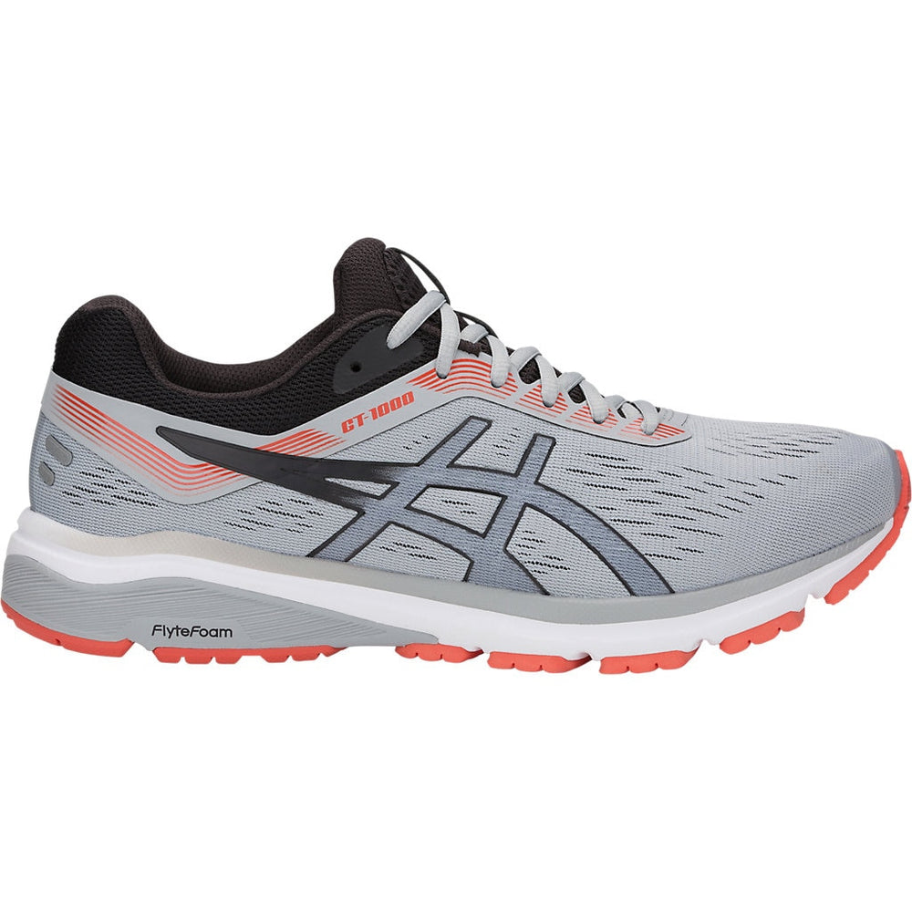Asics Men's GT 1000 7 Running Shoes Mid Grey / Phantom
