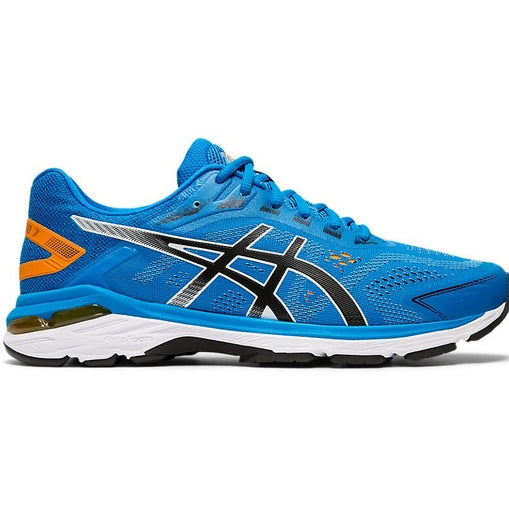 Asics Men's GT 2000 7 Running Shoes Directoire Blue / Black