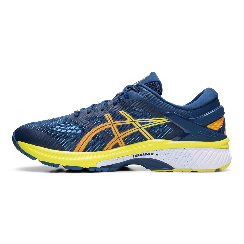Asics Men's Gel Kayano 26 Running Shoes AW19 400