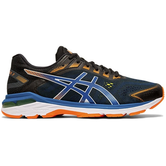 Asics Men's GT 2000 7 Running Shoes Black / Lake Drive