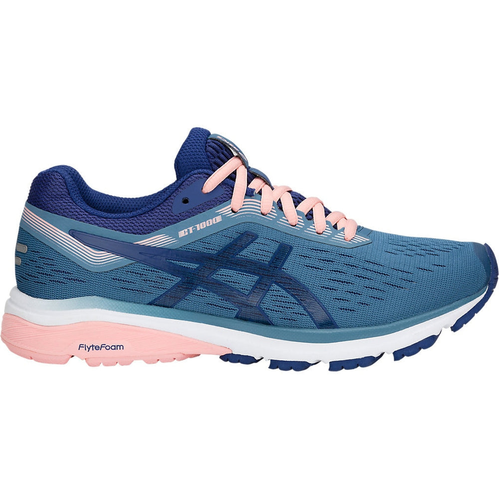Asics Women's GT 1000 7 Running Shoes AW18 400