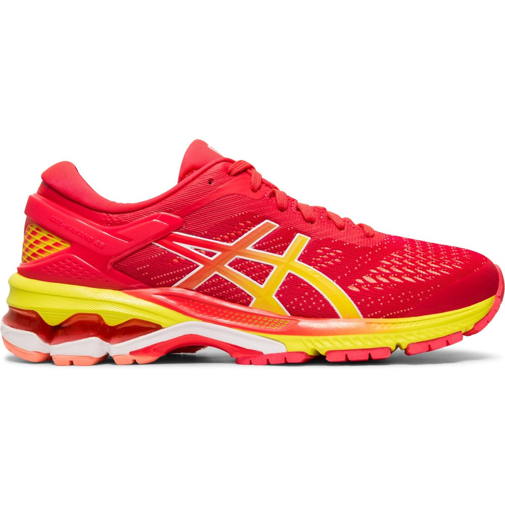 Asics Women's Gel Kayano 26 Running Shoes AW19 700